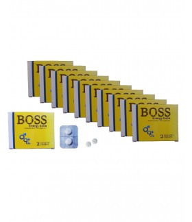 zestaw tabletek na erekcje boss energy extra ginseng