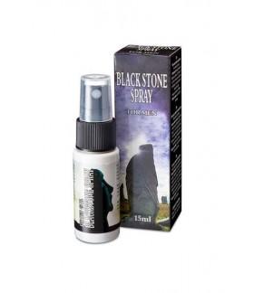 Żel Opóźniający Wytrysk Black Stone Spray