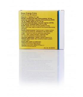 tabletki na erekcje Boss Energy Extra Ginseng 2 sztuki