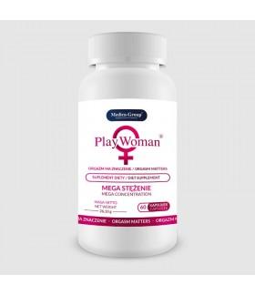 Tabletki na Libido Kobiece PlayWoman