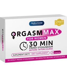 Tabletki Orgazm Max Na Wzmocnienie Orgazmu Kobiecego