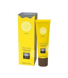 Żel Shiatsu Potęgujący Orgazm dla Par 30 ml Orgasm Cream