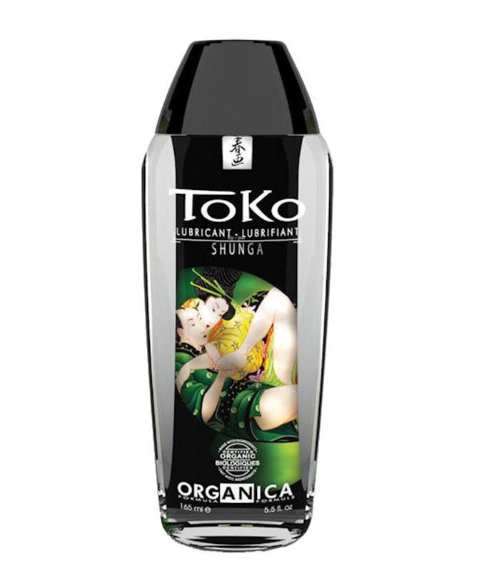 Organiczny Lubrykant Shunga Toko Organica