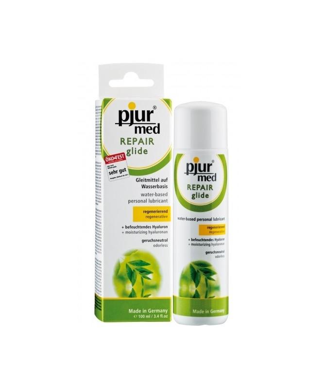 Lubrykant Pjur MED Repair glide regeneracyjny pochwę z kwasem hialuronowym
