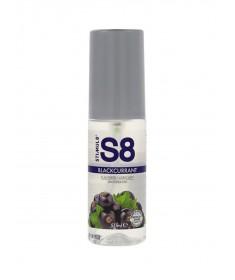 smakowy lubrykant s8 o smaku czarnej porzeczki