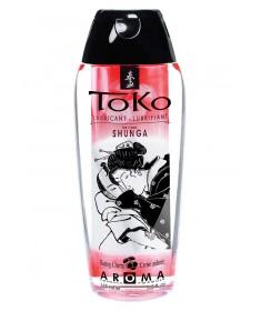 Lubrykant o smaku wiśni Shunga Toko Lubricant