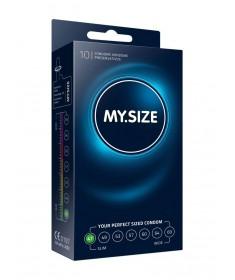 Prezerwatywy My size 47 dla obwodu 9 -10 cm