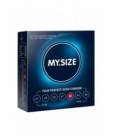 Prezerwatywy My size 60 dla obwodu 12 -13 cm