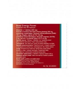 tabletki na erekcje boss energy power ginseng