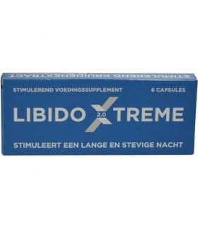 Tabletki na Mocną Potencję Libido Extreme