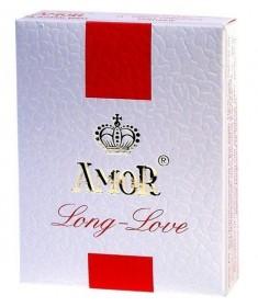 Prezerwatywy Opóźniające Wytrysk Gładkie Amor 3 sztuki