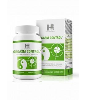 Tabletki Orgasm Control Opóźniające Wytrysk