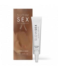rozgrzewający balsam do łechtaczki slow sex