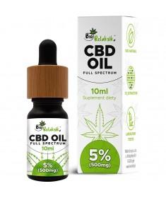 Olejek konopny 5% CBD Full Spectrum 10 ml