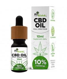 Olejek konopny 10% CBD Full Spectrum 10 ml